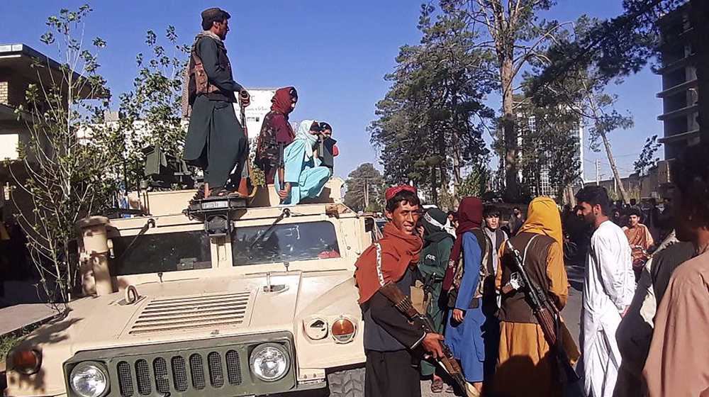 UN chief calls on Taliban militants to halt offensive against Afghan govt. forces
