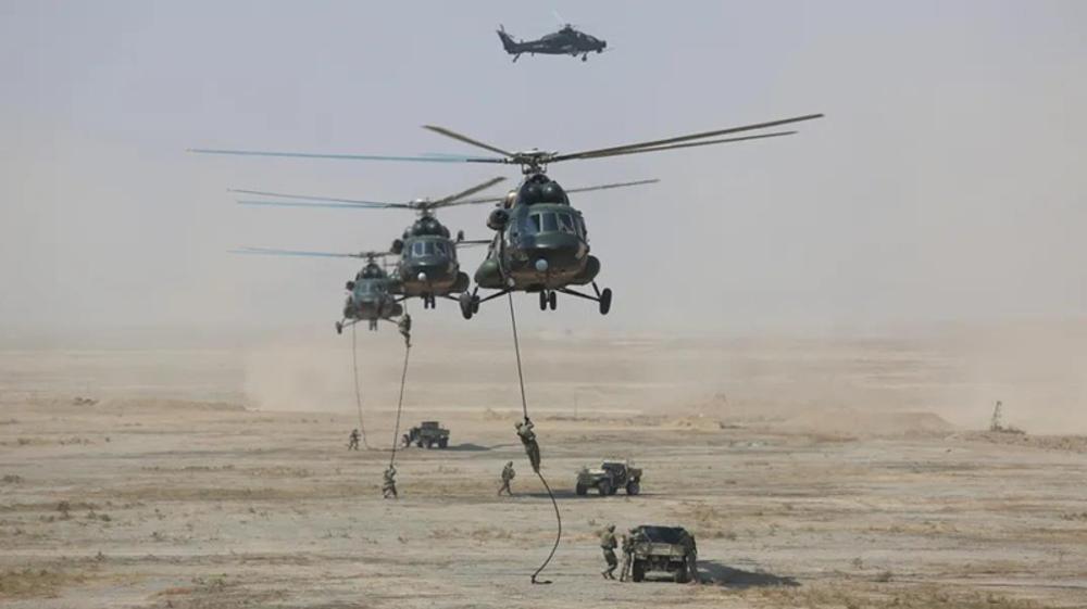 Russia, China conclude massive anti-terror drills, vow closer alliance