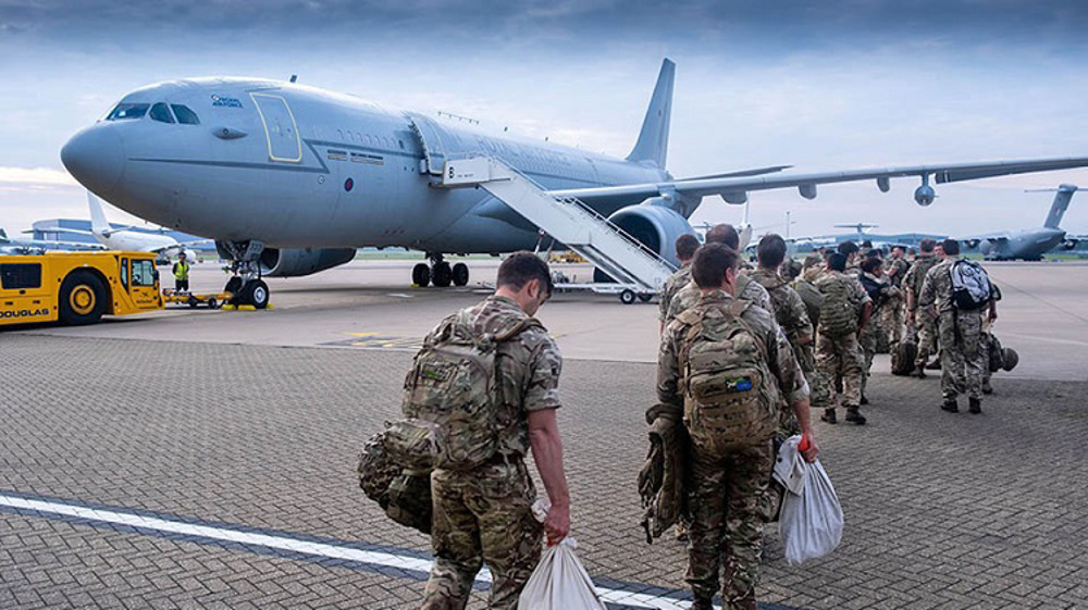 UK sends forces to Afghanistan to facilitate evacuation