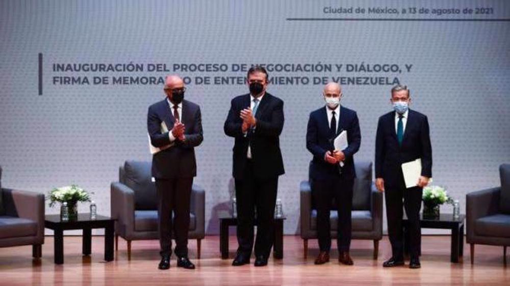 Venezuelan government, opposition talks begin in Mexico City