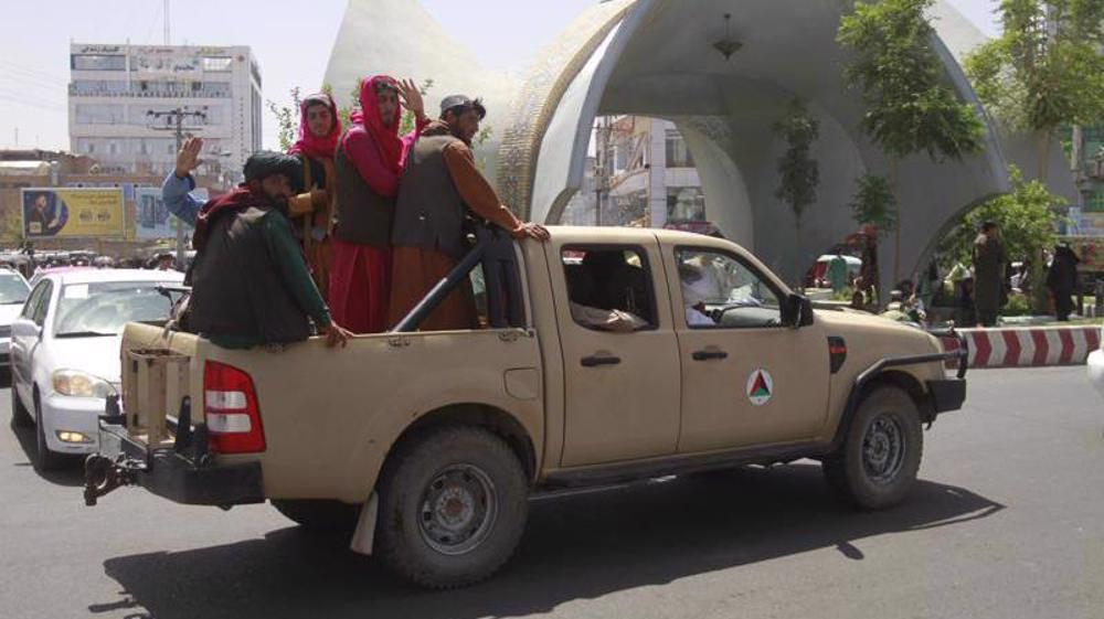 Biden lightning rod for criticism as Taliban advance on Afghan capital