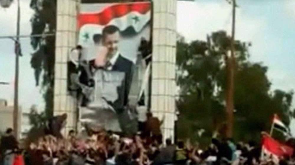 Syrie: officiers israéliens à Deraa!