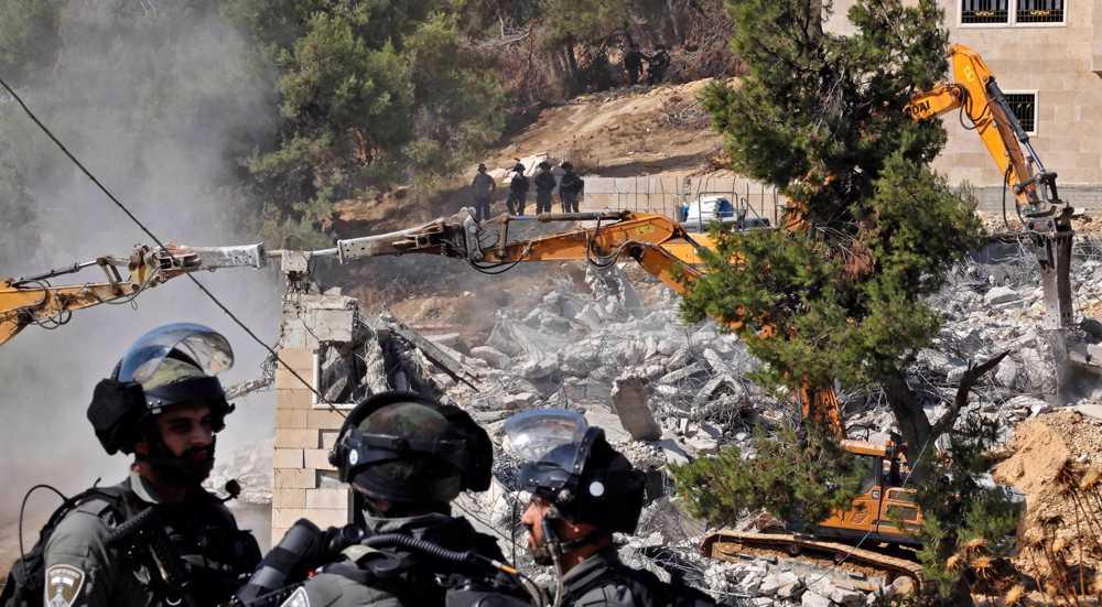 Israeli ethnic cleansing of Palestine