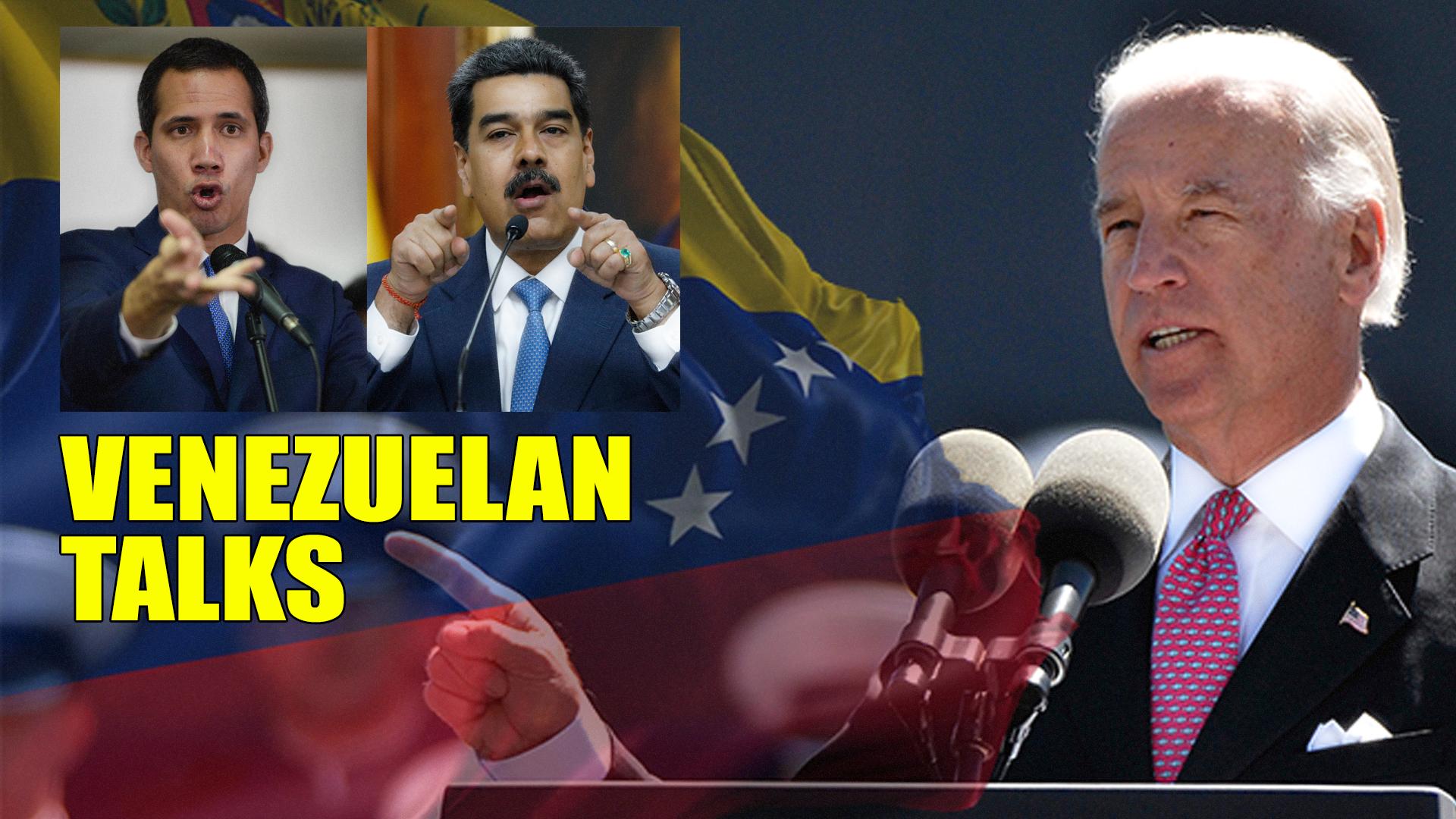 Venezuelan talks, with promise of US sanctions relief