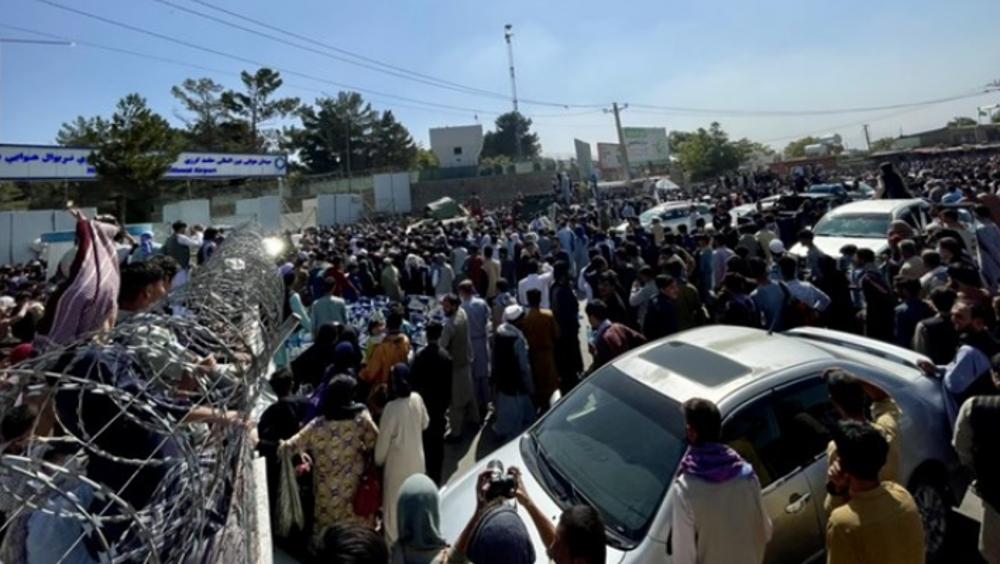 Afghanistan : Débâcle de l'Empire mourant...