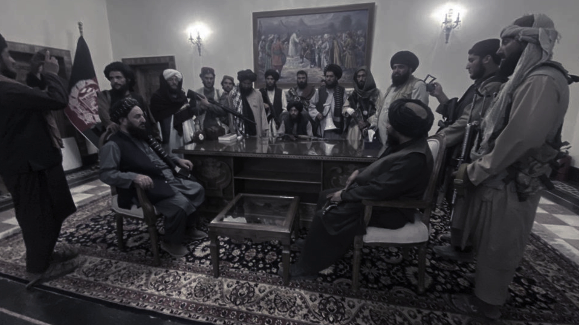 Taliban seize power in Afghanistan as President flees country