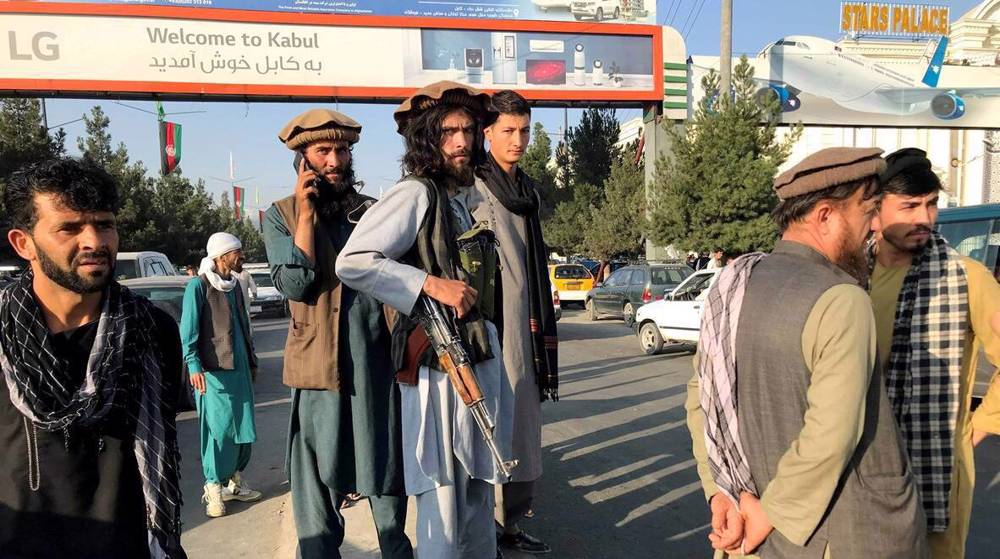 US allies react mutely to Taliban's takeover of Afghanistan