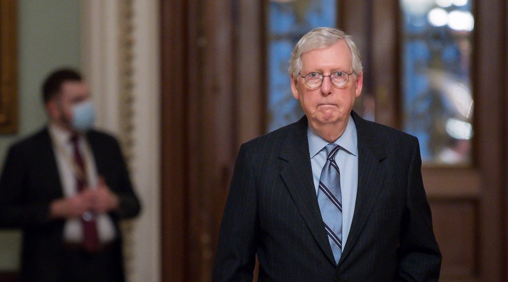 McConnell slams Biden's 'botched exit' from Afghanistan