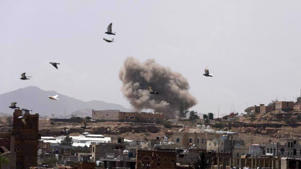 Saudi jets conduct fresh military raids in Yemen, continue ceasefire violations