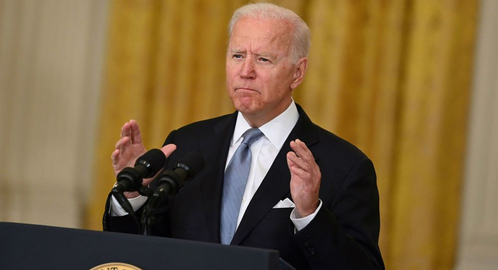 'We must move forward,' Biden stands by decision to withdraw from Afghanistan