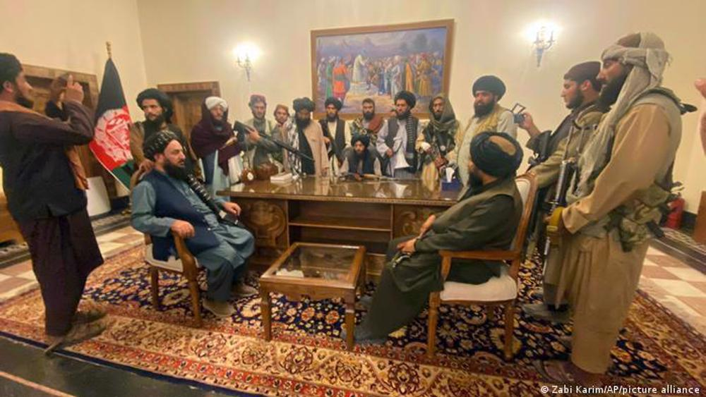 Taliban pledge peaceful transition as world reacts to Afghanistan chaos