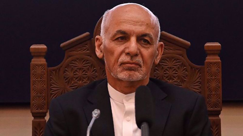 UAE confirms hosting Afghanistan's Ashraf Ghani, his family