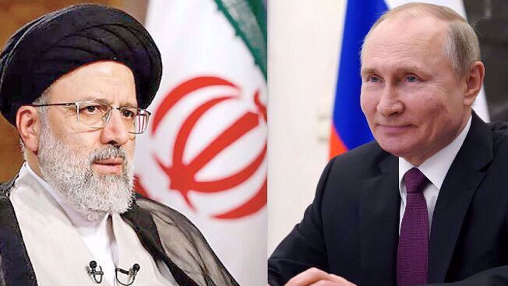 Iran's Raeisi, Russian president voice readiness to contribute to Afghan peace