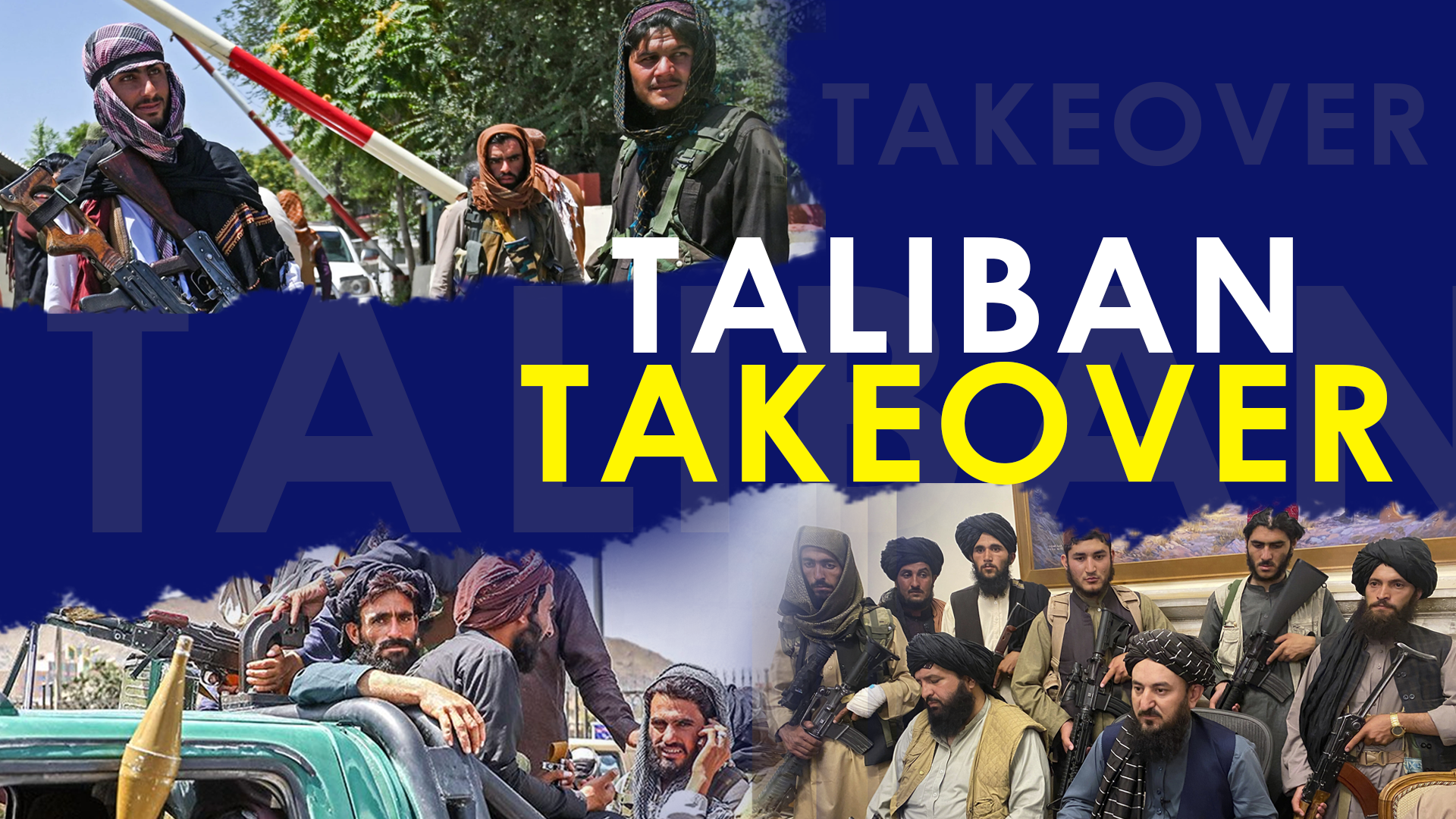 Taliban takeover of Afghanistan