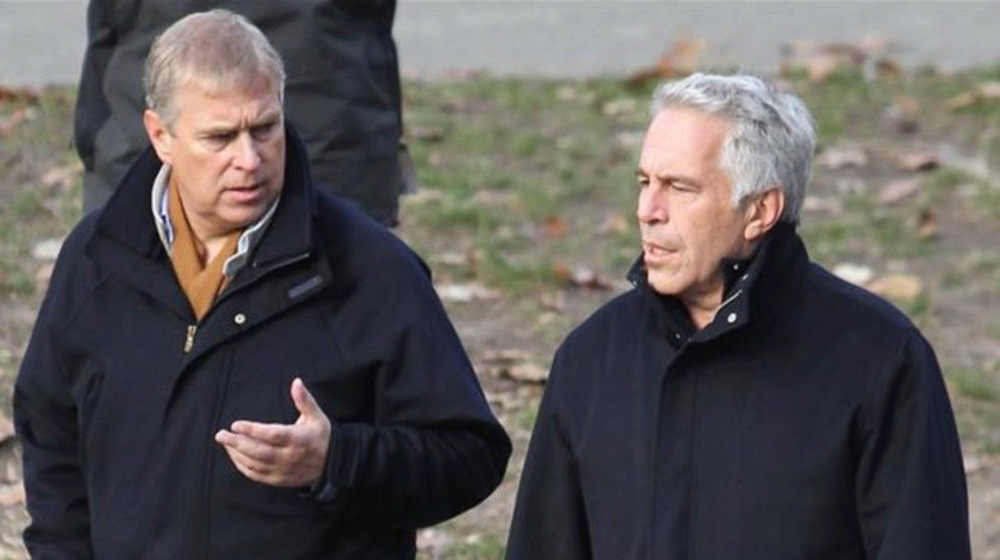 Prince Andrew 'person of interest' in Epstein probe