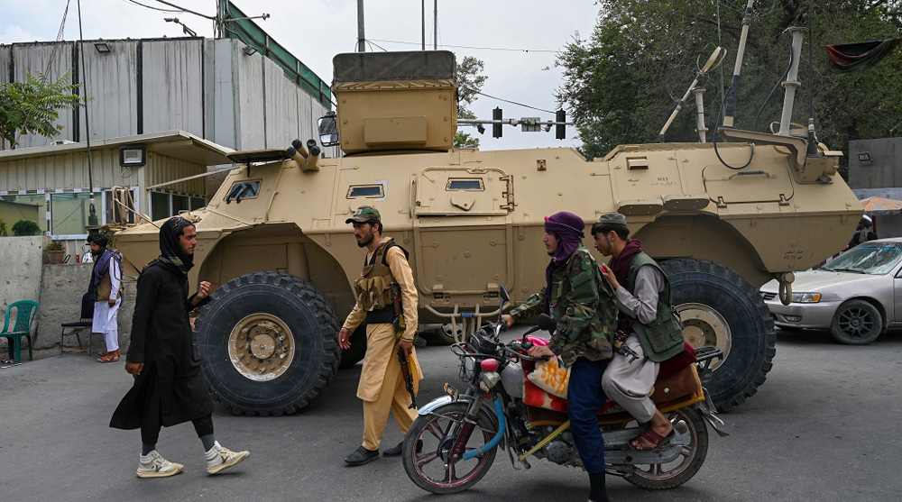 Reactions from across Mideast to Taliban's takeover of Afghanistan