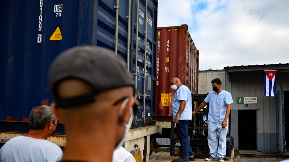 US imposes sanctions against more Cuban officials