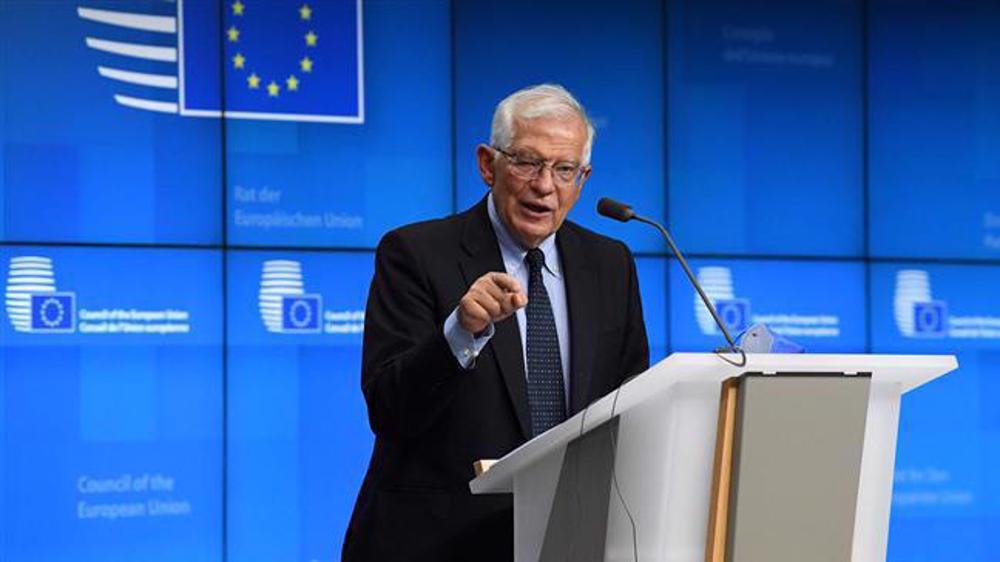 EU's Borrell: Taliban takeover of Afghanistan biggest event since Crimea