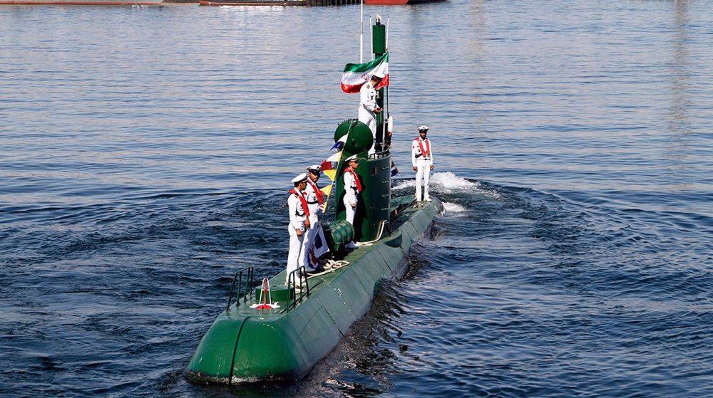 Fleet of Ghadir-class submarines testament to Iran's growing naval combat power