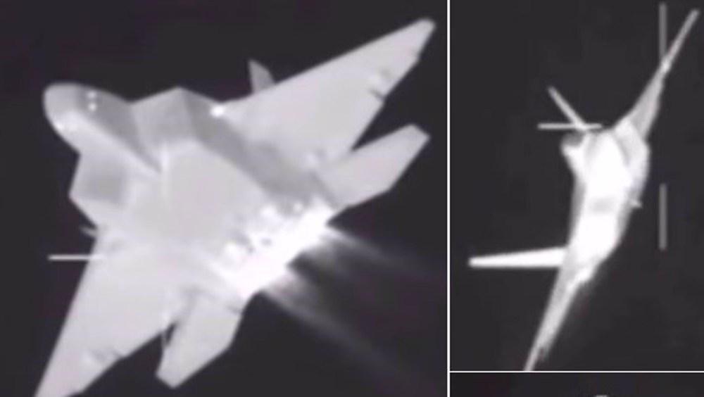 Syrie: 1er F-35  Adir abattu!
