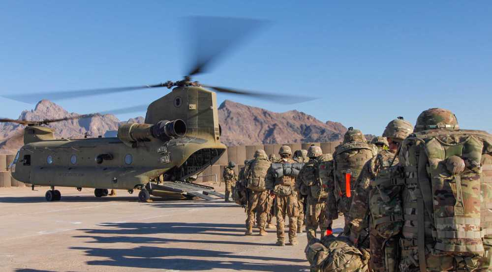 Washington's Saigon moment in Kabul