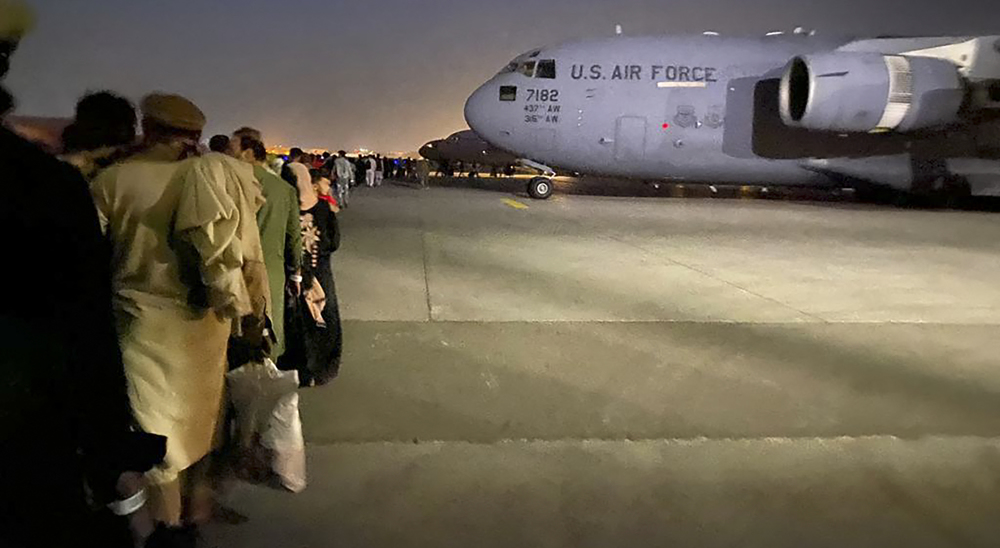 NATO vows to redouble efforts to evacuate personnel, allies from Afghanistan