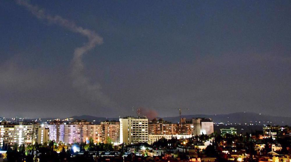 Syria urges UN, Security Council to bar recurrence of Israeli attacks