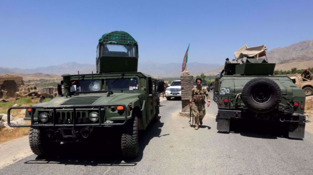 White House: Melting away of US-trained Afghan army led to chaos