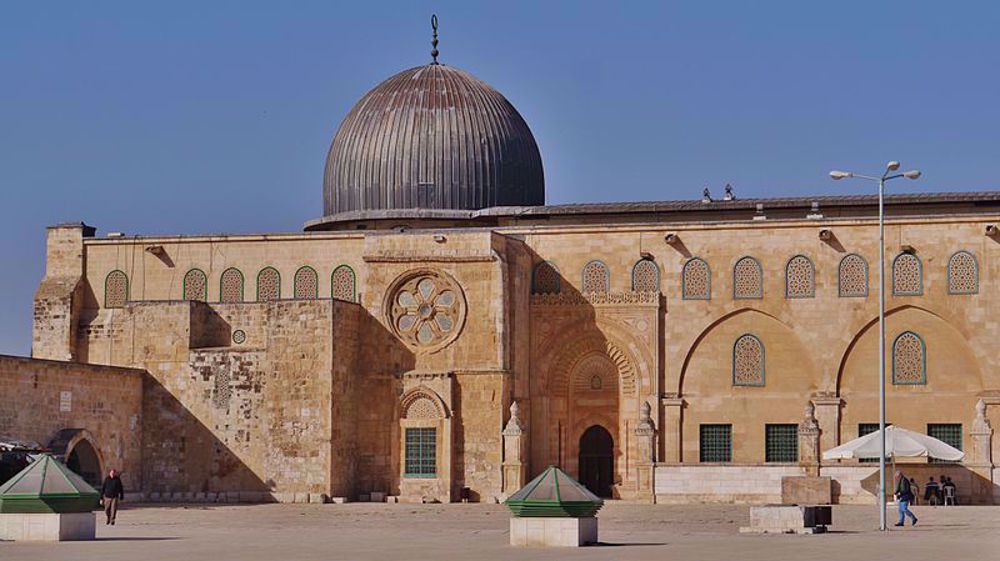 Hamas says al-Aqsa 'red line,' any Israeli attack on holy site to face firm response