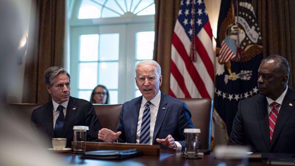 Biden, national security team mull counter-terror ops in Afghanistan
