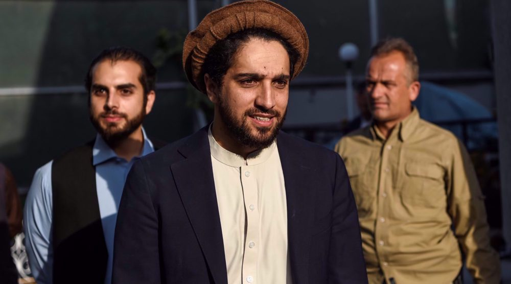Afghan resistance forces vow to fight as Taliban 'lay siege' to Panjshir