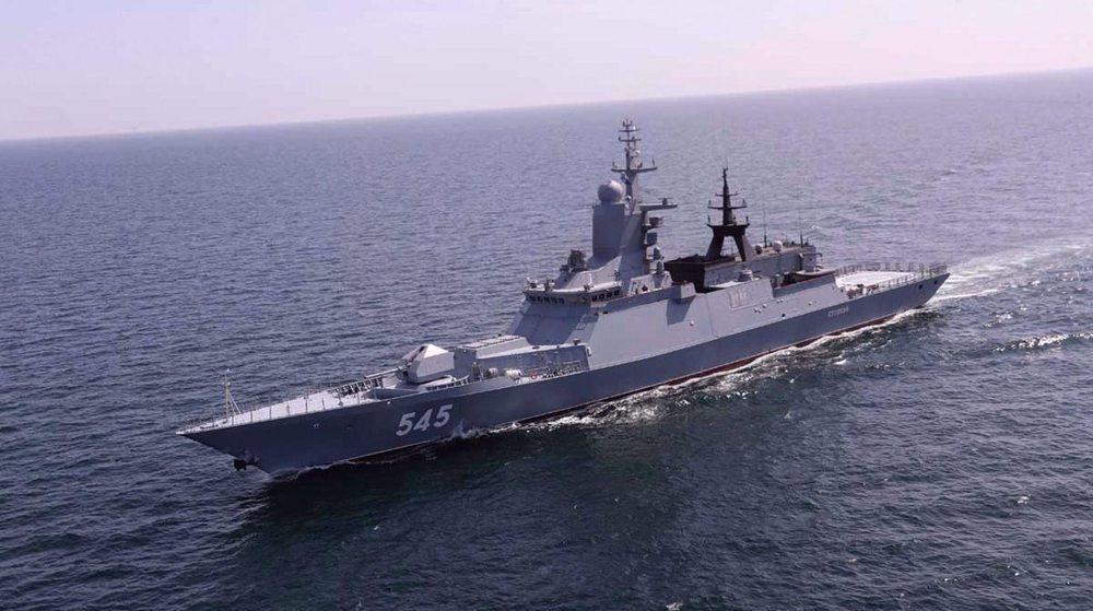 Iran/ Russie: la Ve flotte US disparaît!