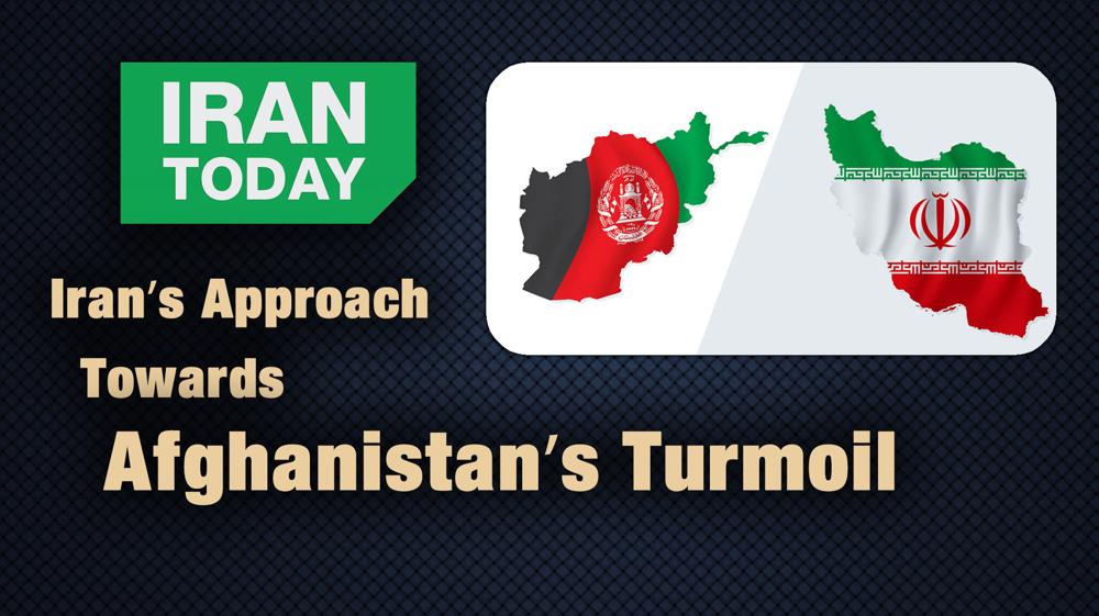 Iran's approach to Afghanistan's turmoil