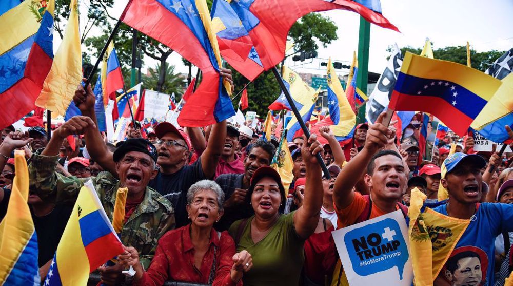 Venezuela asks ICC to probe US sanctions as crime against humanity