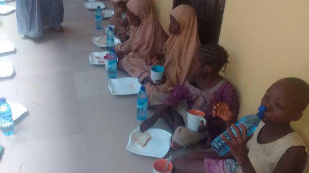 Kidnapped schoolchildren freed in Nigeria after three months