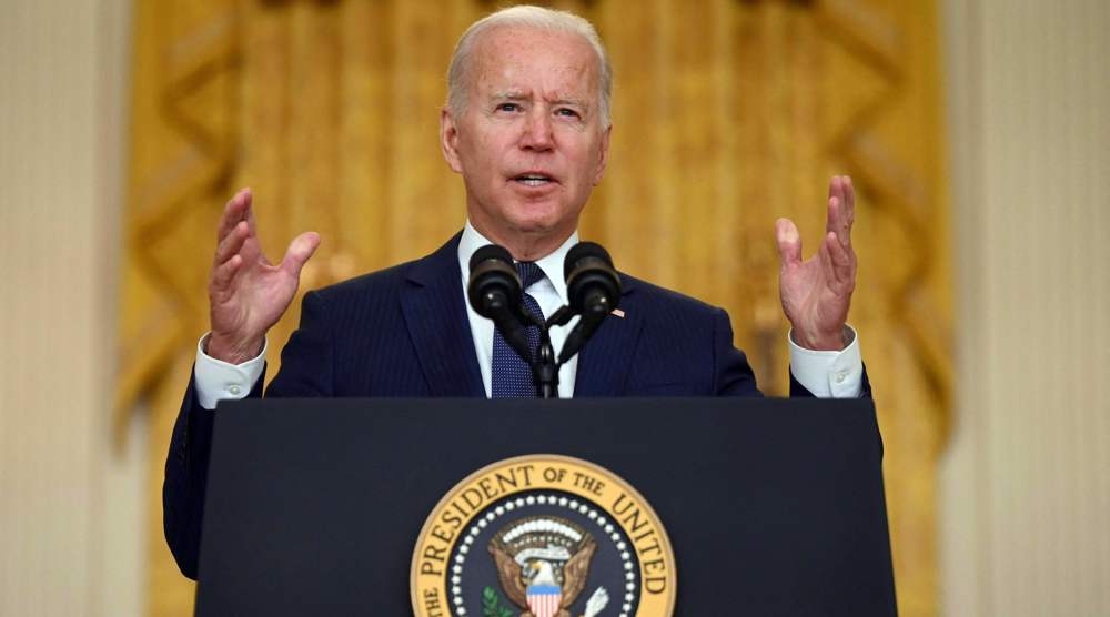 Heedless of Taliban's rage, Biden vows more attacks in Afghanistan