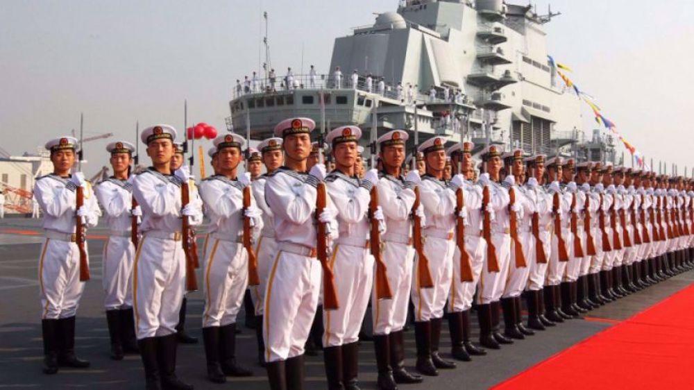 Armée chinoise : les USA reculent!