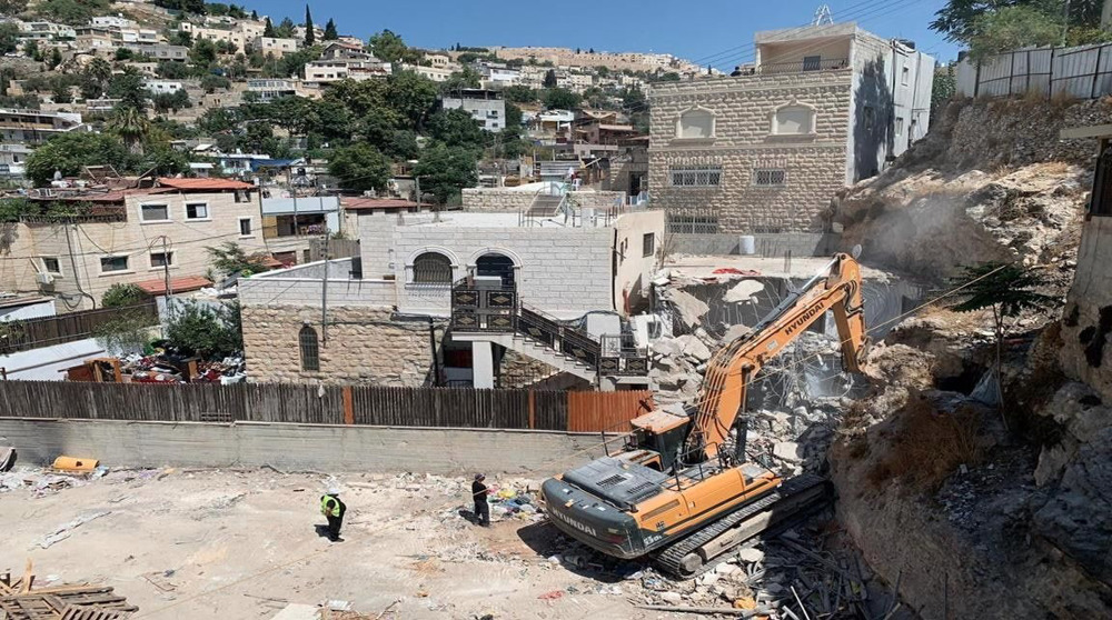 Israel razed, seized over 30 Palestinian-owned structures in 2 weeks: UN