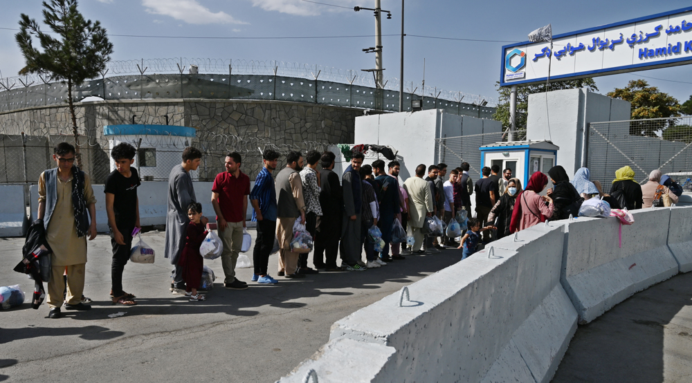 UK left hundreds of Afghans behind as last civilian flight departed from Kabul