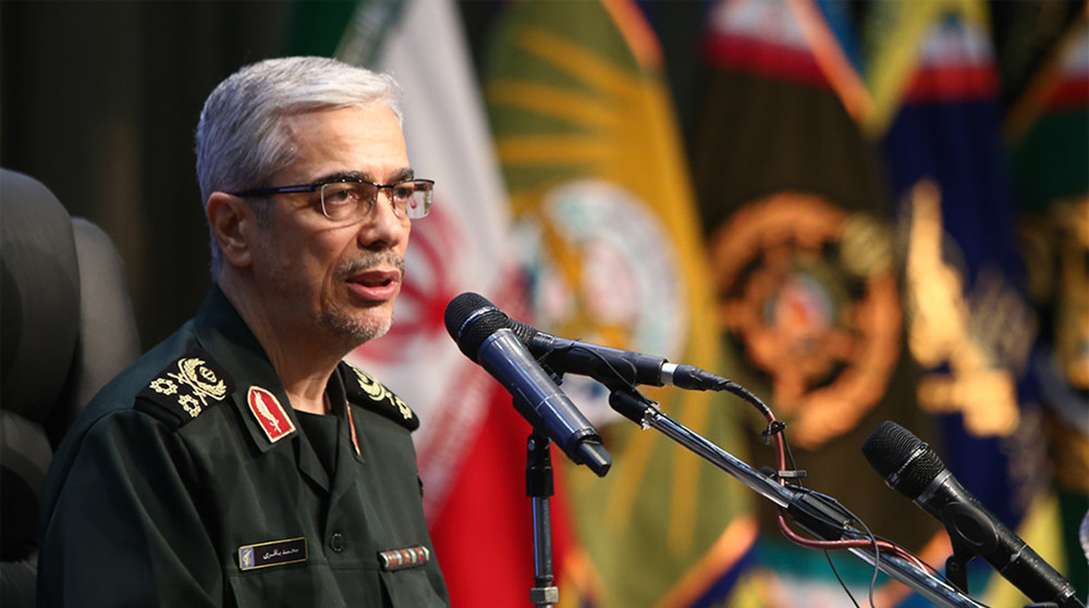 Top Iranian general: US leaving Afghanistan with humiliating defeat