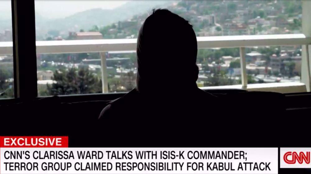 Highly suspicious: CNN interviewed Daesh terrorist before Kabul bombing