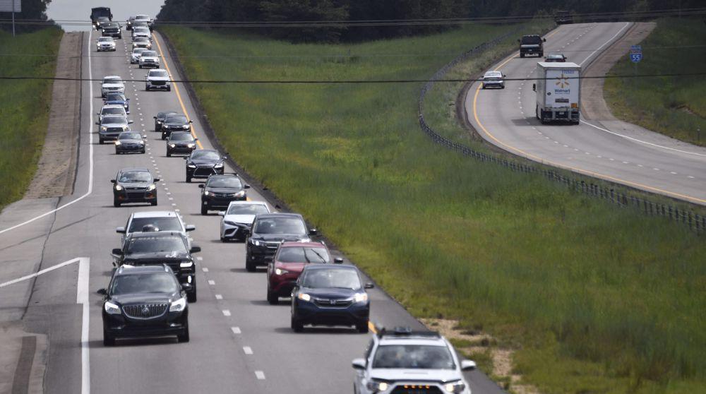 Hurricane Ida hits Louisiana, governor says levees will hold
