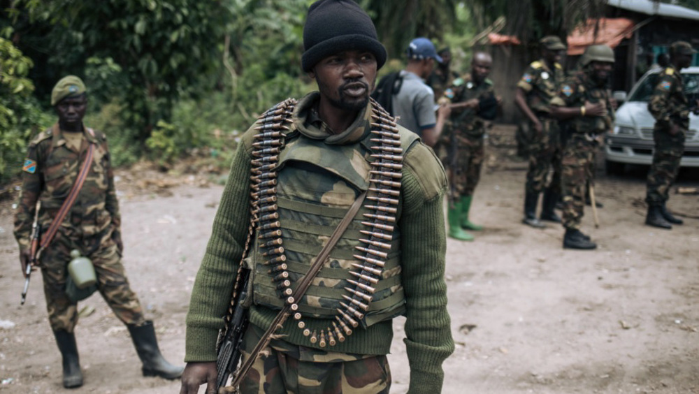 Militants kill 16 hostages in DR Congo's restive east