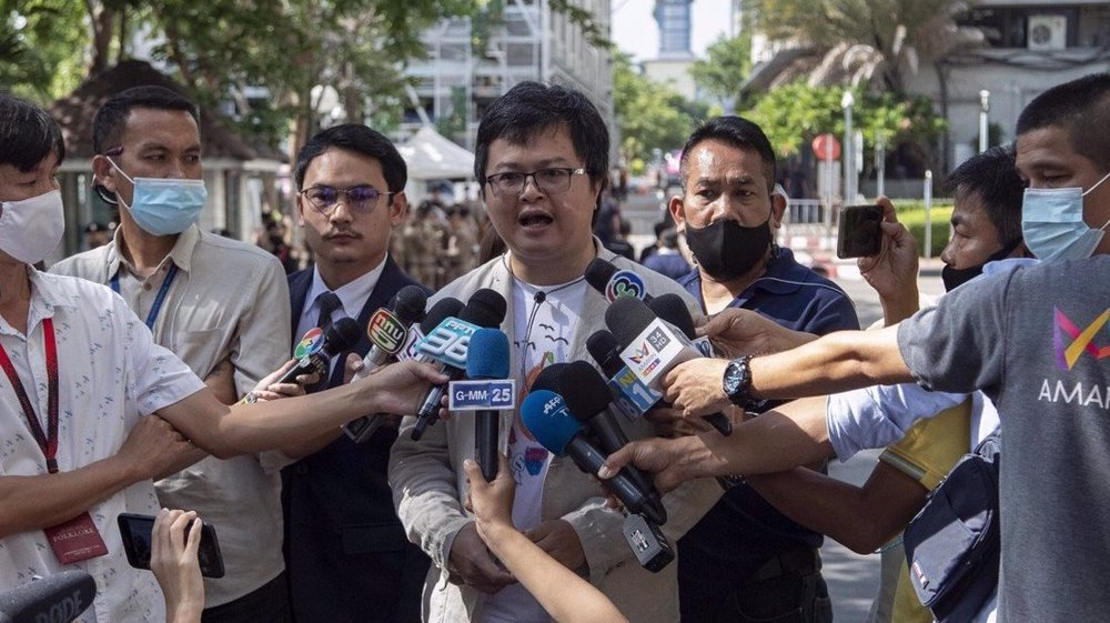 Over 100 Thai protesters charged with defaming monarchy since 2020: Advocacy group