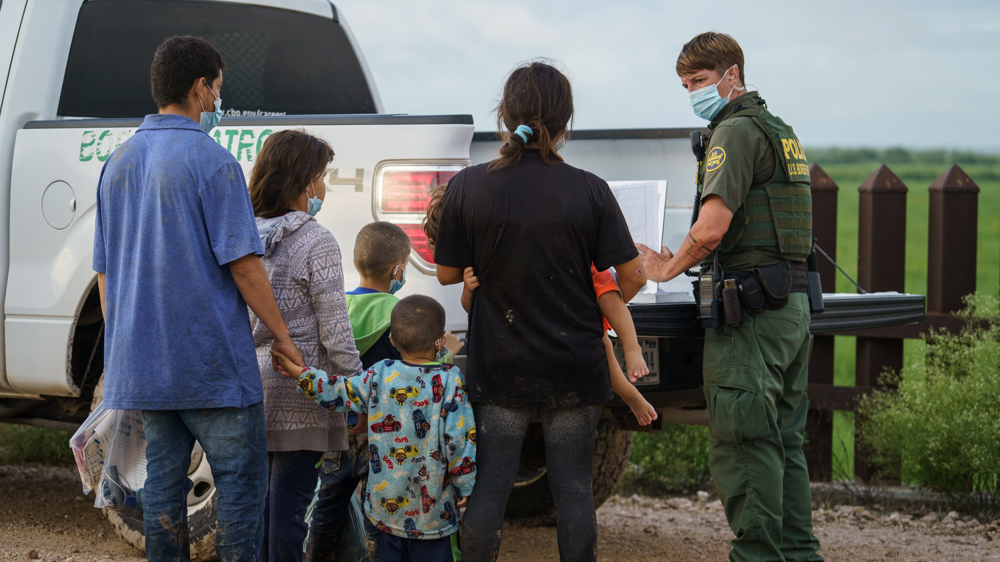 US pro-migrant groups warn Biden, ask court to block border expulsions