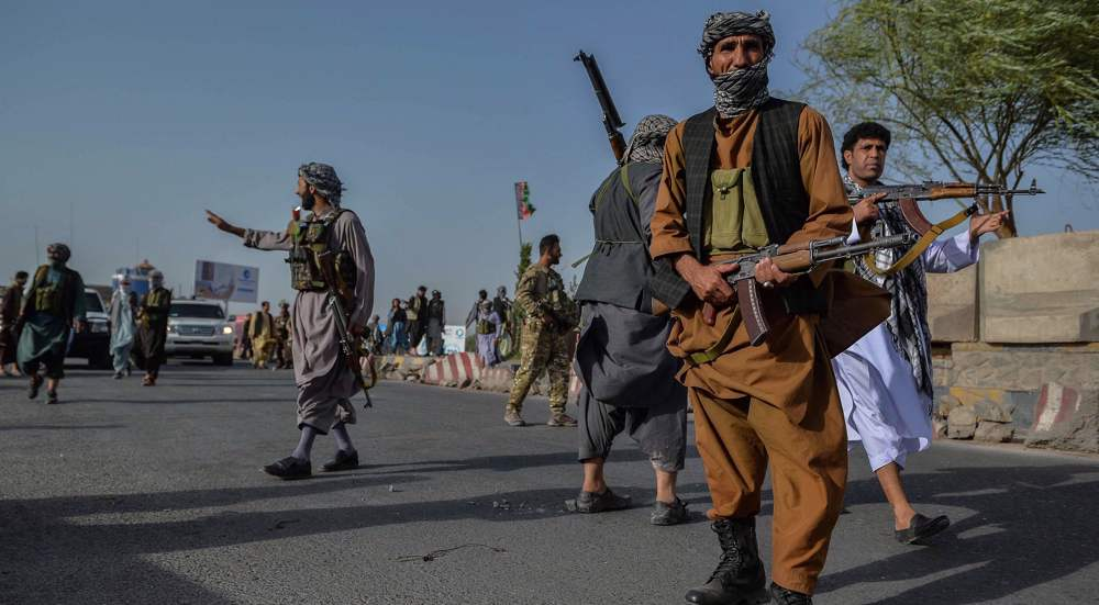 Fighting rages between Taliban, Afghan forces over Lashkargah