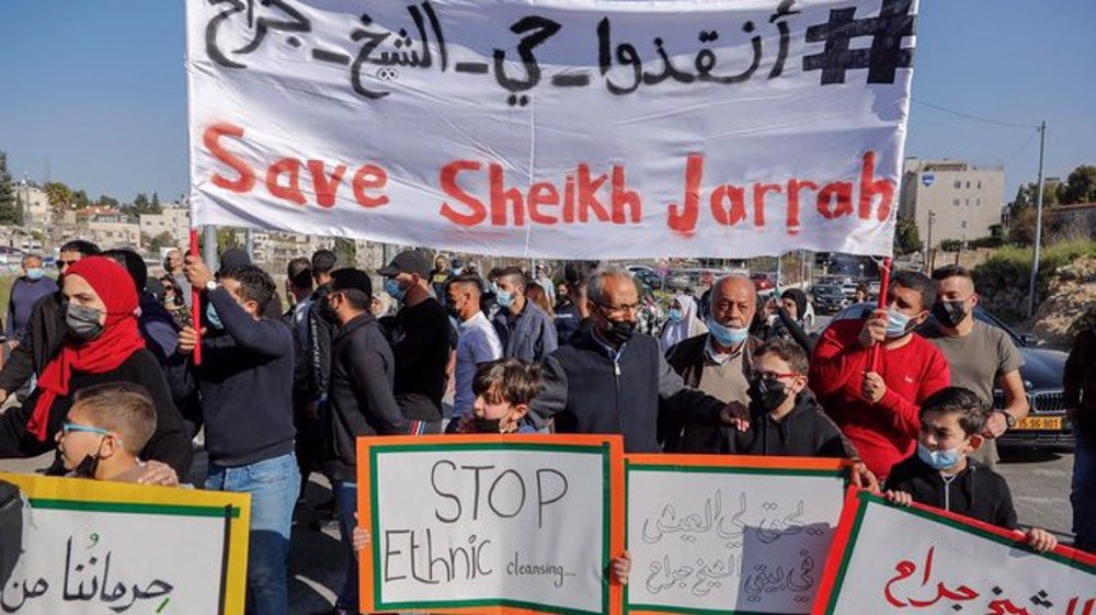 'Racist Israeli judiciary complicit in ethnic cleansing of Palestinians'