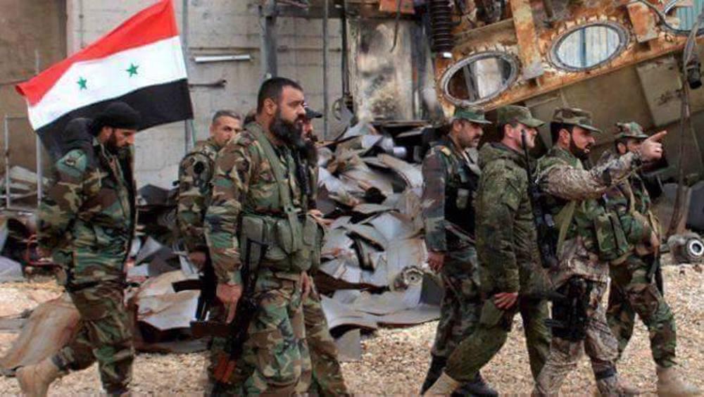 Syria strikes down spy drone near Aleppo
