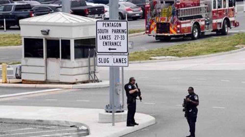 Shooting outside Pentagon leaves officer dead