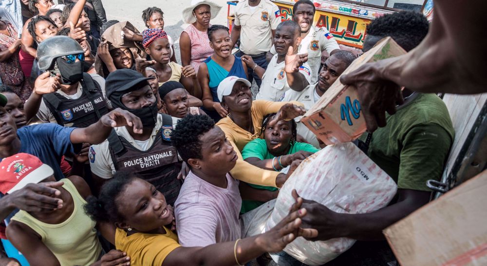 Hunger crisis in Haiti grows after devastating earthquake